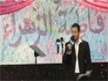 {06} [Live Program] Milad Fatima Zahra (S.A) - Ya Maddah Ya Maddah - I Love You Illal e Maule - Arabic