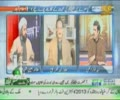 {01} [Pro. Such By Anwar Al Hassan] PTV News - Pakistan Kay Maujoda Masael - H.I Amin Shaheedi - Urdu