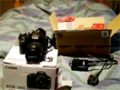 {01} [How To use Canon Camera] Canon 500D Unboxing - English