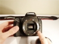 {02} [How To use Canon Camera] Camera Body & Controls - English