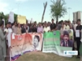[21 Apr 2014] Pakistani journalists protest against growing violence - English