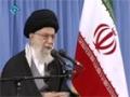 دیدار جمعی از مداحان اهل بیت علیهمالسلام - Aytaullah Khamenei | 20 Apr 2014 - Farsi