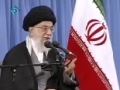 Ayatollah Khamenei speech on the birthday anniversary of Hazrat Fatima Zahra (s.a.) April 20,2014 - Farsi