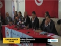 [28 Apr 2014] Families of Tunisian Martyrs on Hunger Strike to Demand Justice - English