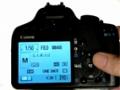 {16} [How To use Canon Camera] Advanced & Custom Menus Part 3 - English
