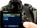 {17} [How To use Canon Camera] Advanced & Custom Menus Part 4 - English