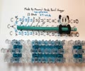 Loom Pencil Hugger: Panda Bear Charm English