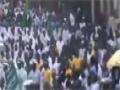 Yawm Zahra (s.a.) Milad procession in Nigeria 1435 - All Lanugages