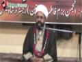 [Mehfil e Milad | محفل میلاد] Speech : H.I Amin Shaheedi - 05 May 2014 - Shahfaisal Colony - Urdu