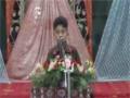 {1/4} [(محفل میلاد ولادت حضرت زہرا (س] - ISO Malir - 27 April 2014 - Karachi