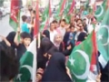[MWM Pak Protest Against pro-government] Yume Siyah - 11 May 2014 - Urdu