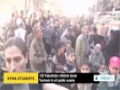 [18 May 2014] Syrian govt. receives students from militant-held areas around Aleppo - English