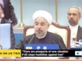 [21 May 2014] There are prospect of new situation if US stops hostilities against Iran - English