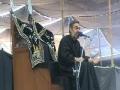 Central Majlis Pakistan Nashtar Park 21st Ramzan Shahadat Imam Ali as - Part 2 by Agha Syed Ali Murtaza Zaidi-Urdu