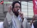 [16 May youme Murdabad America wa Israel] Speech : Sadiq Raza Taqvi - 16 May 2014 - Urdu