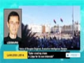 [06 June 2014] Qatar creating chaos in Libya for its own interests: Analyst - English