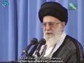 Ayt Khamenei congratulates all people of world who like message of human dignity - 27May14 - Farsi sub English