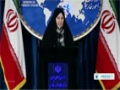 [11 June 2014] Foreign Ministry Spokeswoman Marzieh Afkham weekly press conf. (P.3) - English