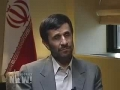 President Ahmadinejad Interview Sept 08 with Democracy Now - Part 2 - English