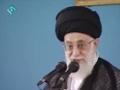 دیدار مردم در سالروز ولادت امیرالمؤمنین - Aytaullah Khamene - Farsi