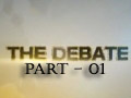 [30 June 2014] The Debate - Pakistan offensive against pro-Taliban militants (P.1) - English