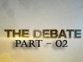 [30 June 2014] The Debate - Pakistan offensive against pro-Taliban militants (P.2) - English
