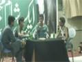 [جانثاران مہدی محبین ورکشاپ] Ghair Tanzimi Talk Show - Jamia Imam Sadiq, Islamabad - Urdu