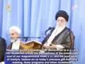 [Eng Sub] Ayatullah Khamenei Speech : Quran guides towards light of guidance and closeness to God - June 2014 - Farsi