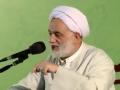 [07] [درسهايي از قرآن] H.I Qaraati -  خدمت خالصانه به اقشار مختلف جامعه - Farsi