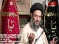 [14] Tafseer e Bismillah aur Surah Ankaboot - H.I Aqeel ul Gharavi - 14 Ramzan 1435 - Urdu