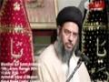 [15] Tafseer e Bismillah aur Surah Ankaboot - H.I Aqeel ul Gharavi - 15 Ramzan 1435 - Urdu