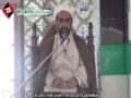 [08] رمضان ماہ بندگی خدا - H.I Asghar shaheedi - 09 Ramazan 1435 - Urdu