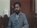 [05-Last] Maah e Ramzan Maah e Bedari - H.I Ali Afzaal Rizvi - 10 Ramzan 1435 - Urdu