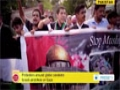 [17 July 2014] Protesters around globe condemn Israeli airstrikes on Gaza - English
