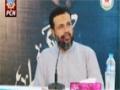{01} [Talk Show] پاکستانی سیاست میں تشیع کا کردار - Ramazan 10, 1435 - Urdu