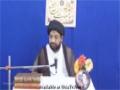 [10][Dars-e-Tafseer-e-Quran]  Hukumat-e-Elahi dar Quran - 10th Ramadhan 1435 A.H - Moulana Taqi Agha