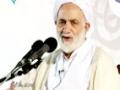 [12] [درسهايي از قرآن] H.I Qaraati وسوسه های شیطان در برابر کارهای نیک Farsi