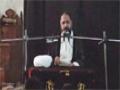 [05/05] Majlis e Aza - Shahadat Imam Ali (A.S) - H.I Amin Shaheedi - Jhangi Syedan - Ramzan 1435 - Urdu