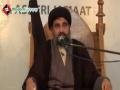 [02] Majlis e Shahadat Imam Ali (A.S) - H.I Ahmed Iqbai - 19 Ramzan 1435 - Urdu