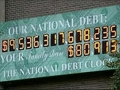 U.S. National Debt Clock Runs out of Digits - 09Oct08 - English