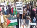 [25 July 2014] Zimbabwe march condemns israeli onslaught on Gaza - English