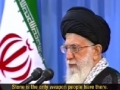 *MUST WATCH* Imam Khameni(HA) on the Solution to the Palestinian/Zionist Issue - July 2014 - English
