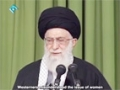 Common misconceptions on women outlook - Ayatollah Khamenei 2014 (English Subtitles)