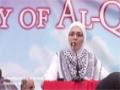 {08} [Al-Quds 2014] [AQC] Dearborn, MI | Speech : Sr. Fatina Abdrabboh | English