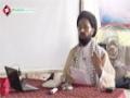 اعتکاف : قرآن کی نگاہ میں مقام عورت اور ذمہ داری - H.I Sadiq Raza Taqvi - Urdu