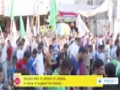 [13 Aug 2014] Gazans take to streets of Jabalia in show of support for Hamas - English