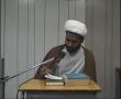 امام علی ع کا وصيت نامہ Lectures on Will of Imam Ali a.s - Day 4 of 4 - Agha Jaun - Urdu