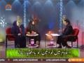 [Special Program] فکرو نظر | Fikro Nazar | 22 Aug 2014 - Urdu