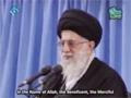 Conference on Islamic Unity on Prophet Muhammad and Imam Sadiq\\\'s Birthday 2014 Ayatullah Khamenei (English sub&am