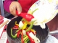 Cooking Recipe - Delicious Homemade Fajitas - English